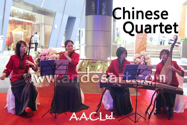 Chinese Quartet