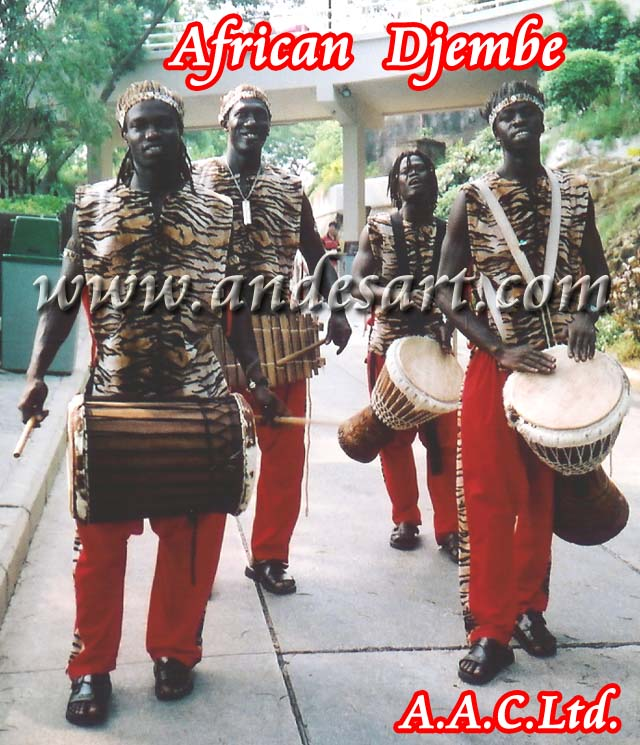2002 - African Djembe