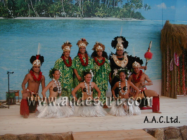 2005 - Polynesian Summer Splash, Tahiti