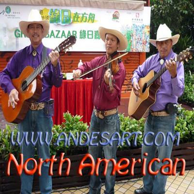 North American Music