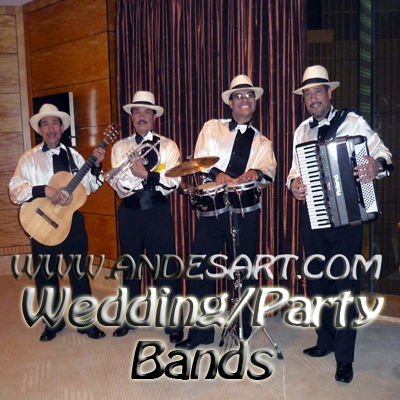 Wedding-Party Band